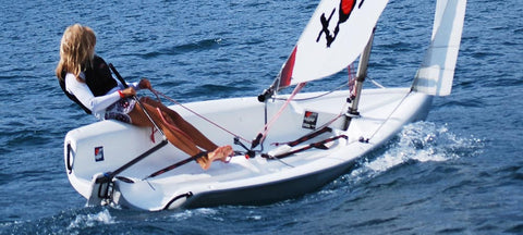 Topaz Uno Plus Dinghy Sail Boat - Viking Marine