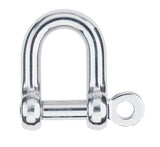 Harken 6mm D Shackle  2108 - vikingmarine