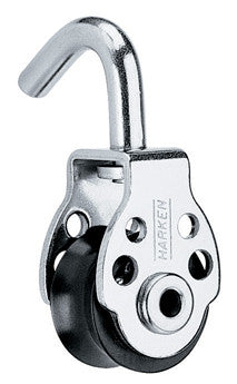 Harken 16mm Hook-in/Sprit Block 391 - vikingmarine