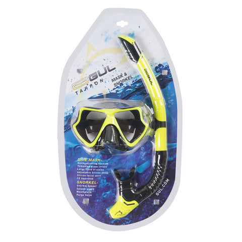 Gul Adult Dive Mask & Snorkel Set - Viking Marine