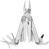 Leatherman Wave Plus stainless steel pocket tool - vikingmarine