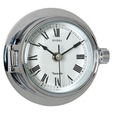 Chrome Clock - Viking Marine