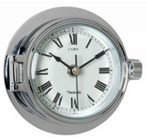 Nauticalia Chrome Clock - Viking Marine