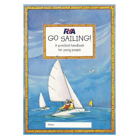 RYA Go Sailing - A practical guide - viking marine