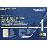 Admiralty Folio SC5611 West of Scotland / Mull of Kintyre to Point of Ardnamurchan - Viking Marine - 1
