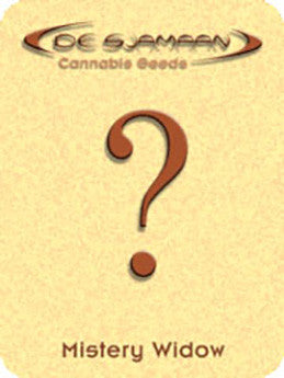 Mistery Widow - Regular, De Sjamaan Seeds, Cannabis Seeds, Marijuana Seeds, Weed Seeds
