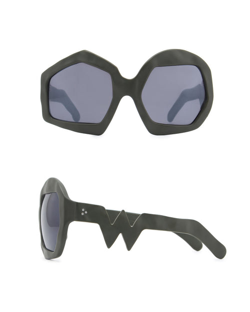 Thunder Sunglasses - Military Green
