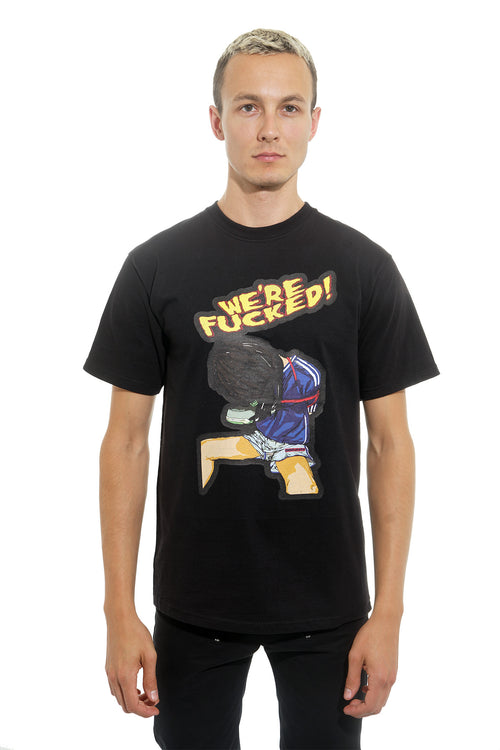 WE'RE FUCKED T-Shirt - 40% Off!