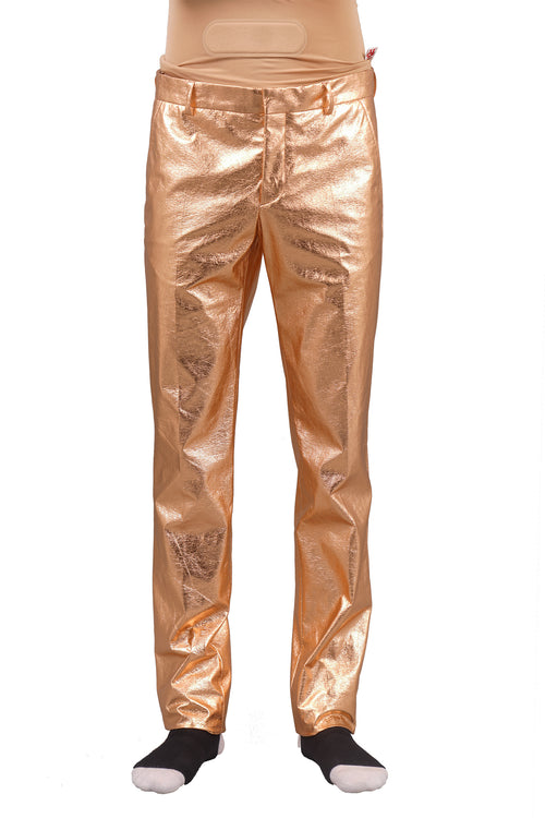 Sharp Trousers - Copper
