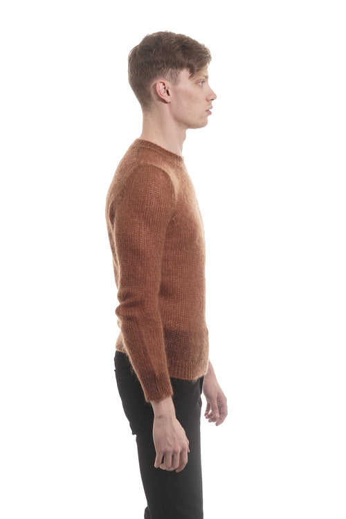 Mohair Sweater - Camel