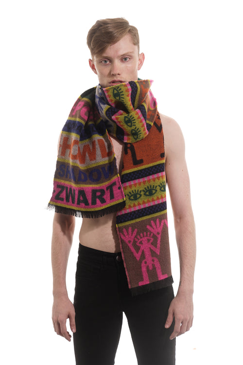Shaman Scarf - Single - Sold Out!