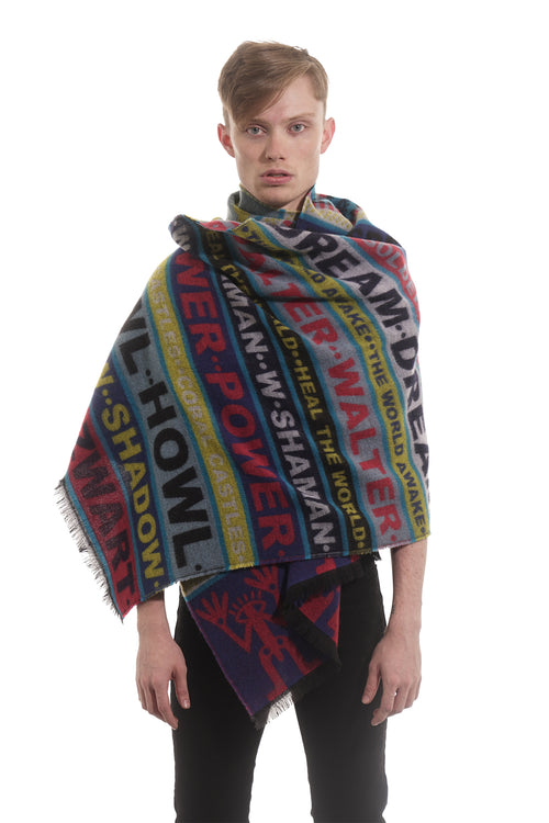 Shaman Scarf - Double - Sold Out!