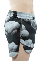 Cloud Shorts - Dark - 50% Off! Only 1 Left!
