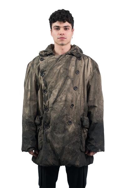 Duvet Coat - Army