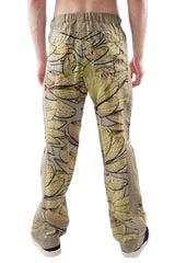 Techflower Pants - Gold - 60% Off!