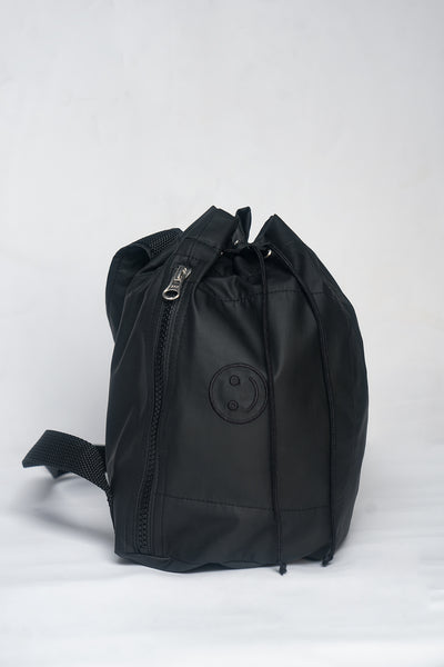 Boobie Bag - Black Rubber