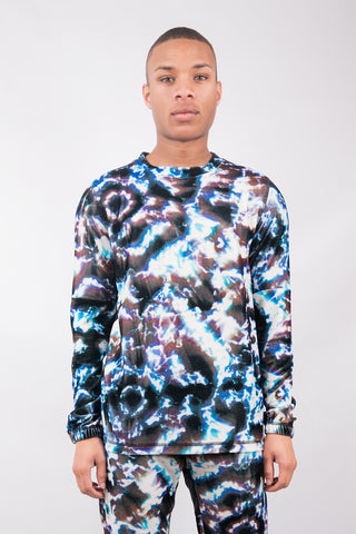 Ice Batik Sweater - 70% Off!