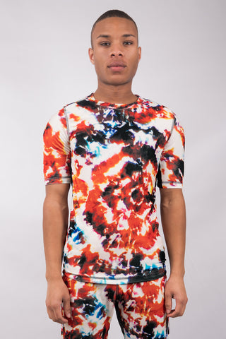 Fire Batik T-Shirt - 70% Off!