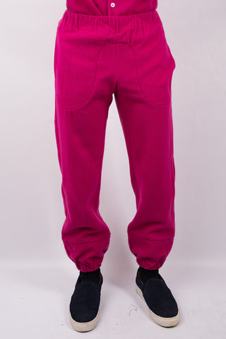 Wool Pants - Pink - 60% Off!