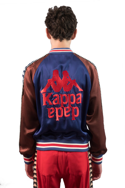 KAPPA - Embroidered Souvenir Jacket