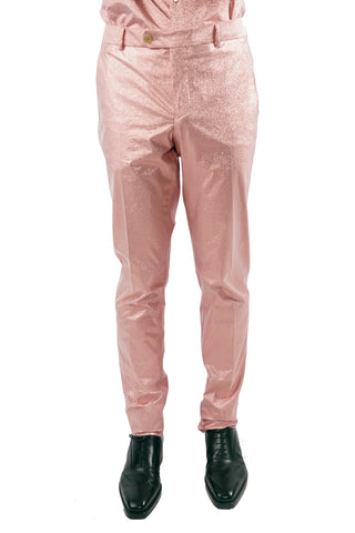 Extra Sharp Trousers - Pink - Only 1 Left! 60% Off!