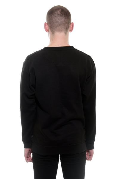 Botanical Sweatshirt - Black