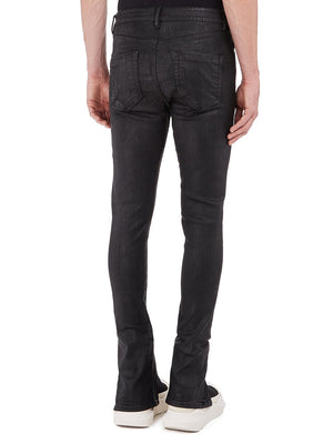 Tyrone Slit Cut Jeans