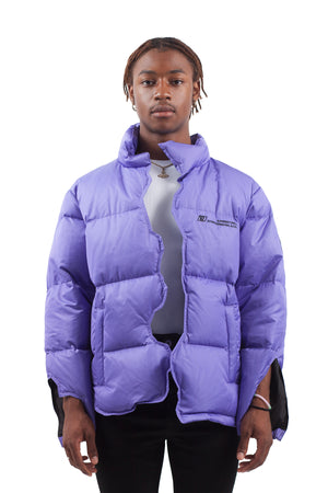 Galaxy Jacket - Purple