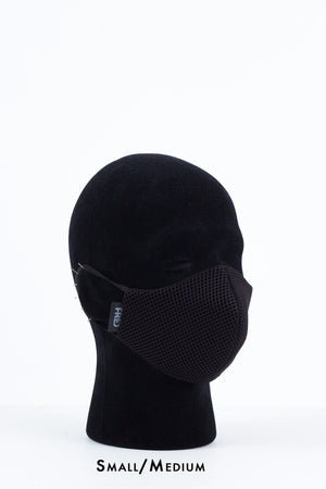 Neoprene Mesh Mask - Black