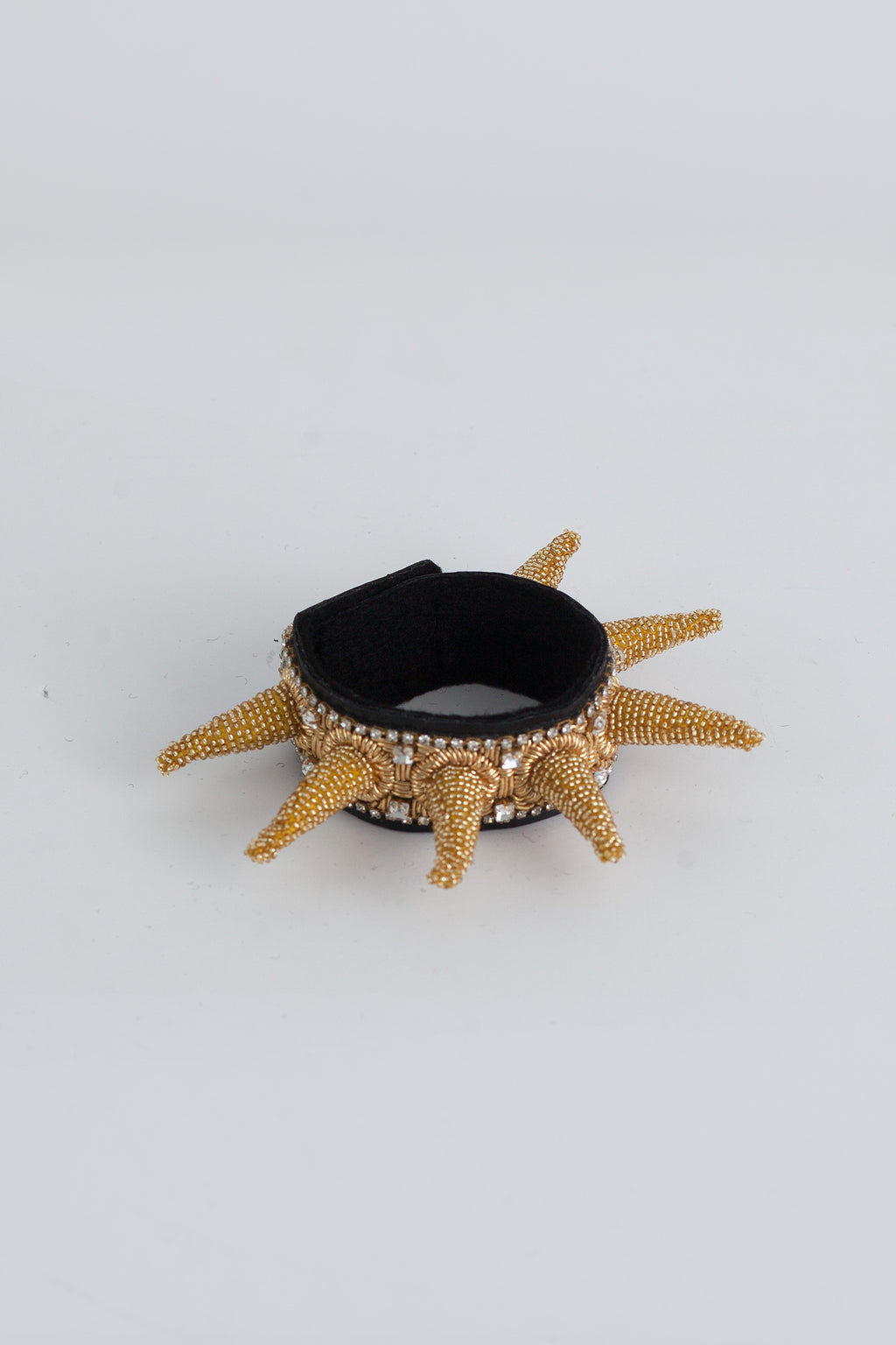 Spiky Bracelet -  Gold