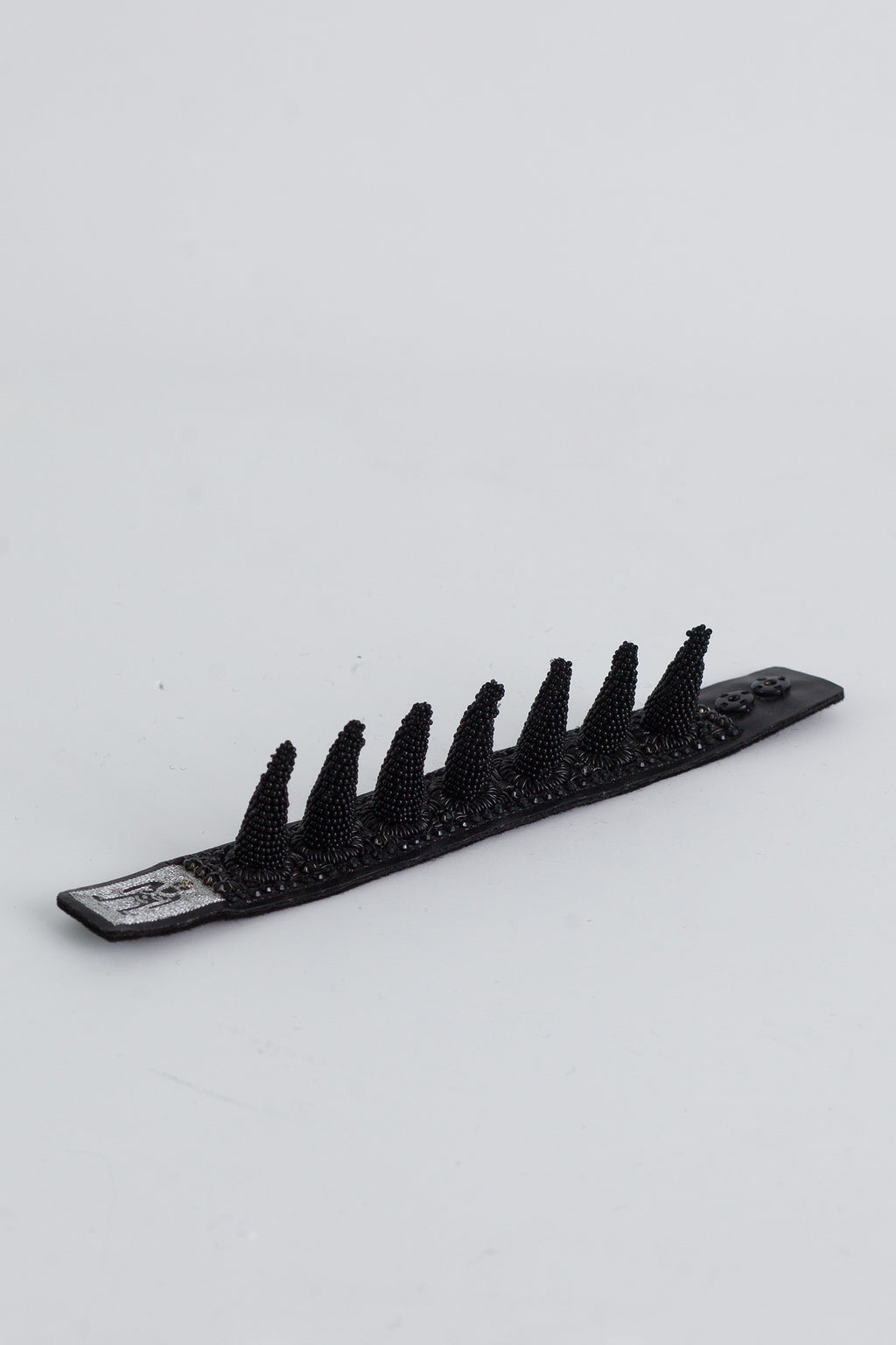 Spiky Bracelet -  Black