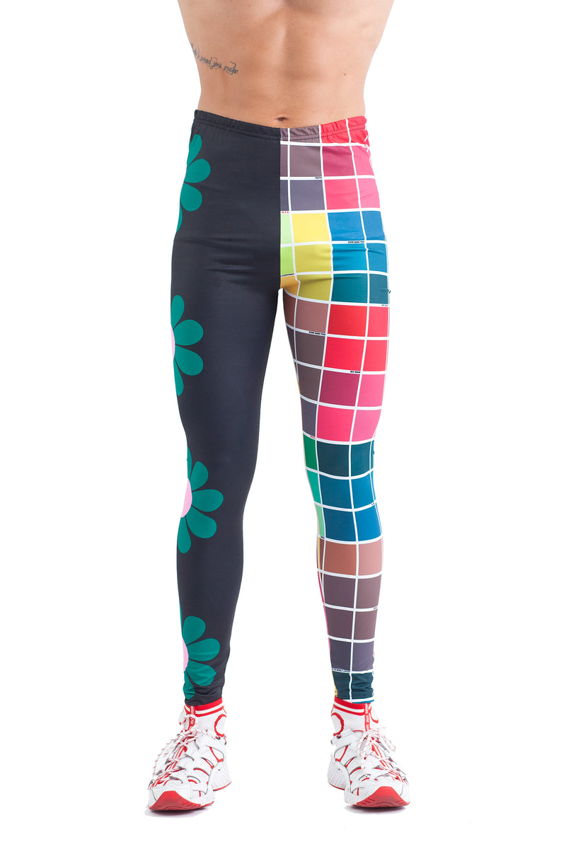 Save Planet Earth Bike Leggings