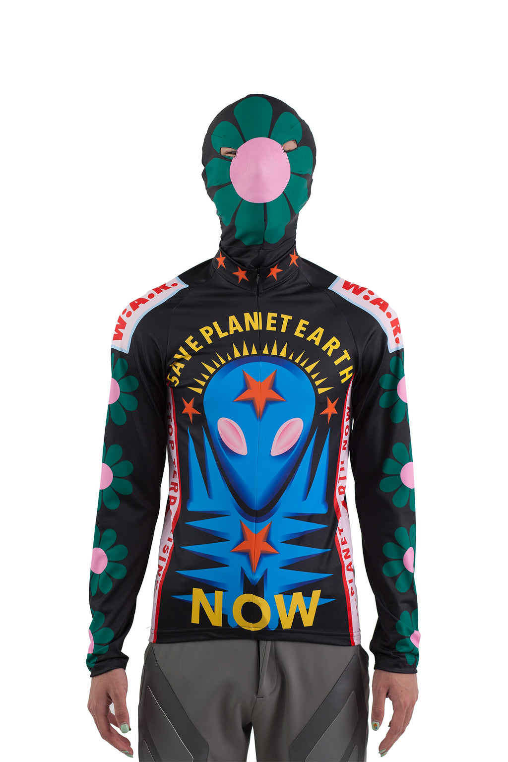 Save Planet Earth Bike Top