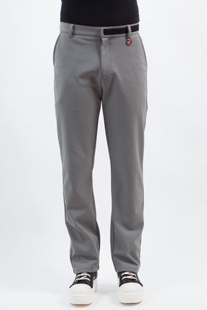 Half Cargo Trousers - Grey/Green