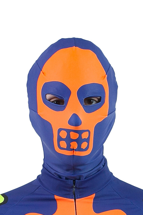Skeleton Mask - Blue