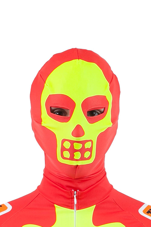 Skeleton Mask - Red