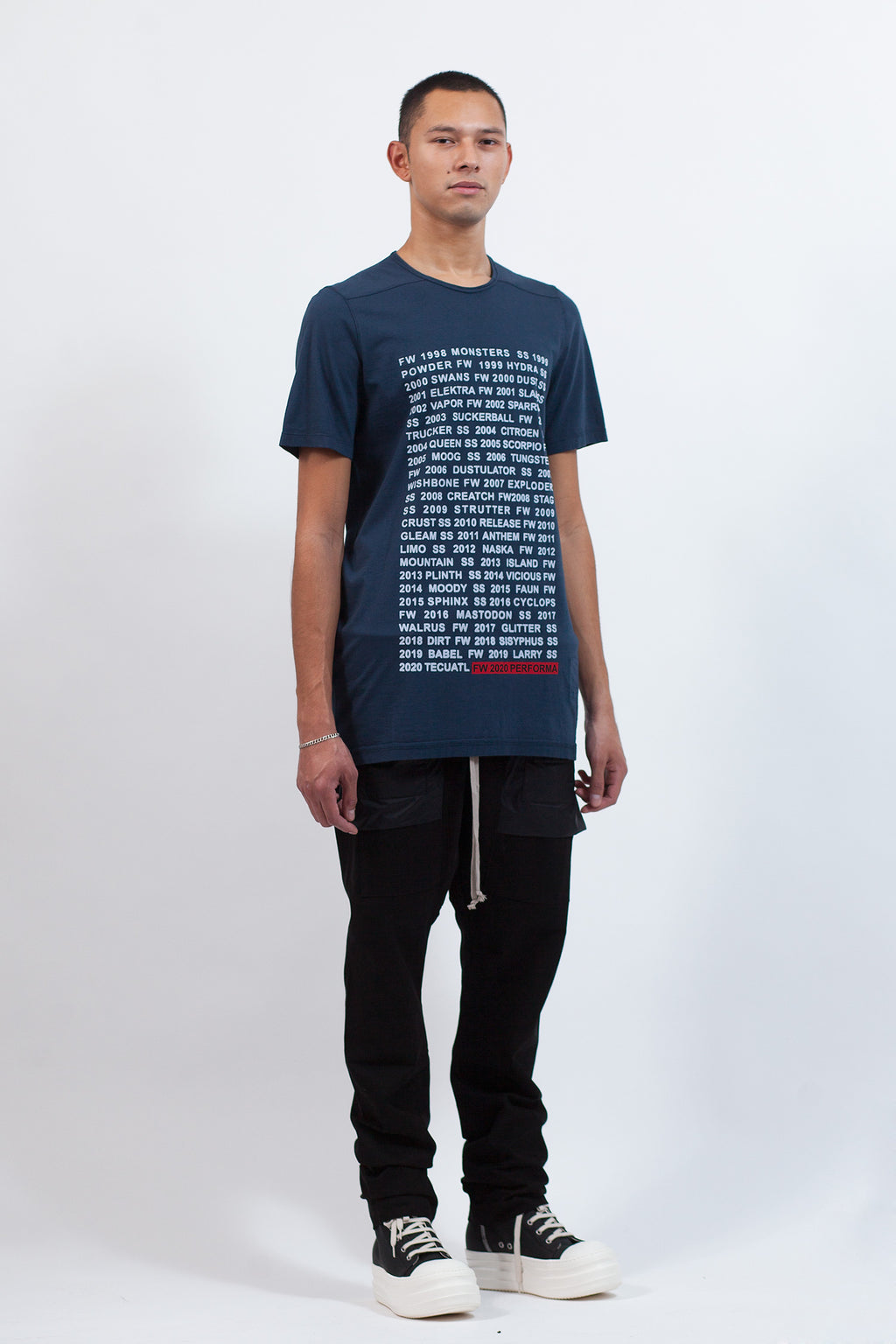 Level Tee - Collection Print
