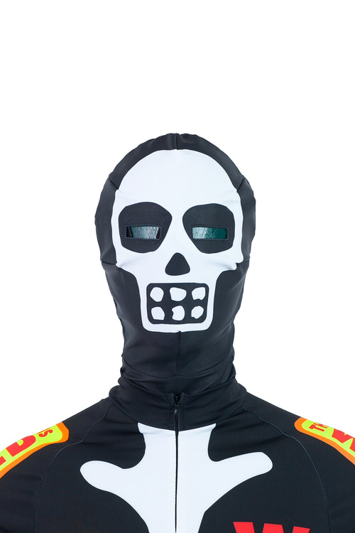 Skeleton Mask - Black