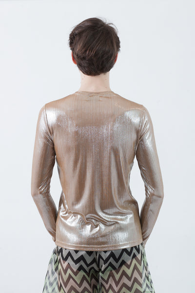 Blanche Top - Gold
