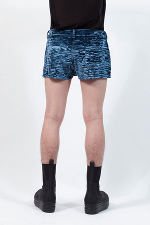 NEAL Hotpants - Blue