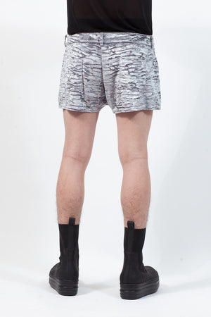 NEAL Hotpants - Silver