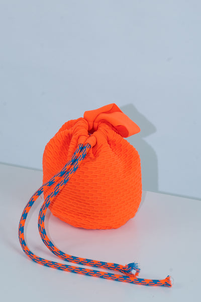 Successful Bucket Bag - Orange