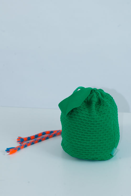 Successful Bucket Bag - Green