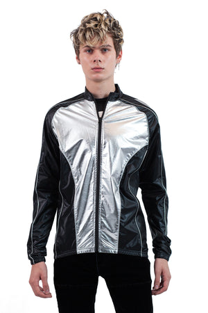 Metallic Jacket