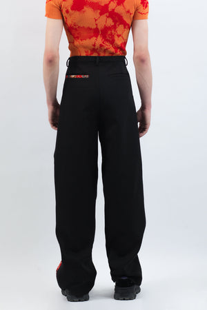 Patchwork Trousers