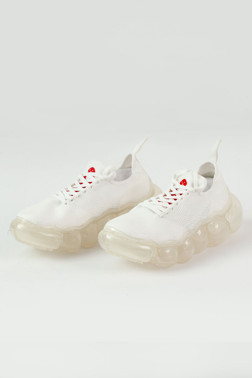 Cloud Sneakers - White