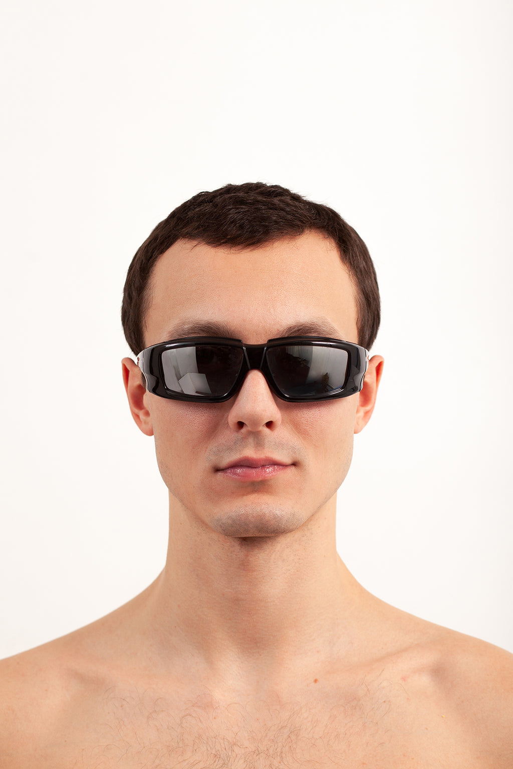 Tecuatl Sunglasses - Black/Silver