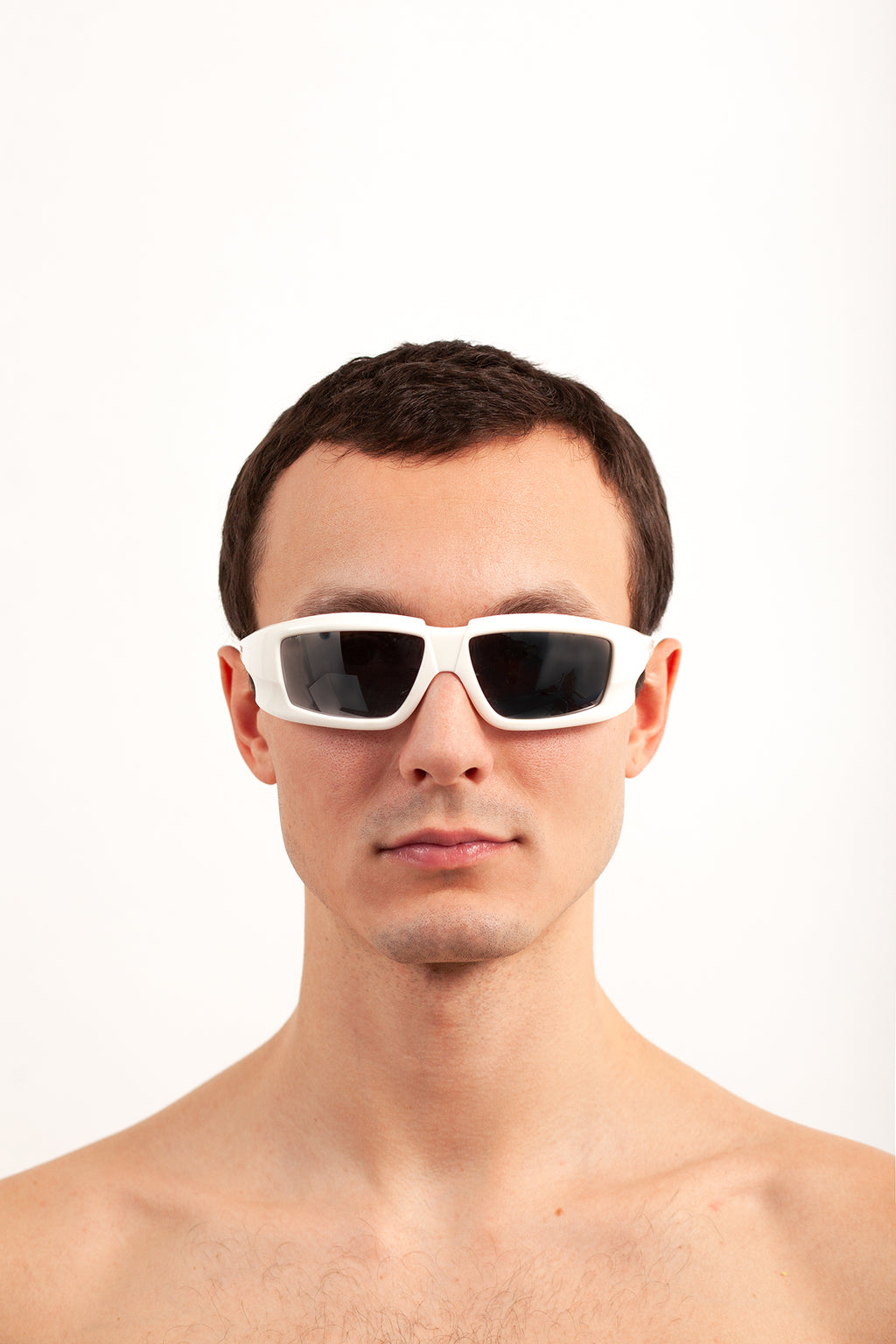 Tecuatl Sunglasses - White