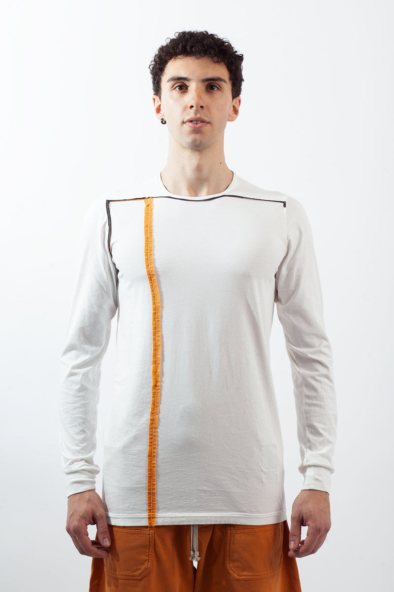 Longsleeve Level Tee - Contrast