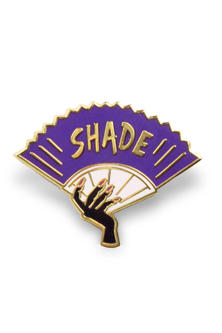 Shade Pin - Sold Out!